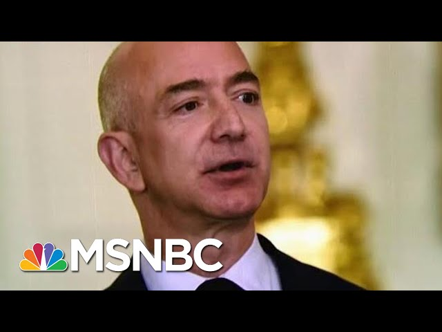 What Amazons New Minimum Wage Means For Inflation And The Future   Velshi & Ruhle   MSNBC