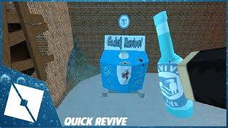 ROBLOX Studio | [SpeedBuild] Quick Revive Maschine