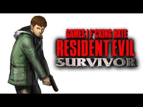 Games I F*cking Hate - Resident Evil: Survivor (PS1)