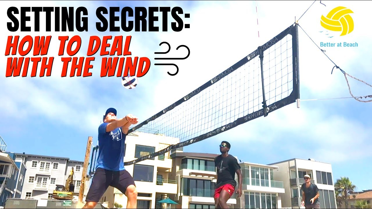 How To Set A Volleyball 9 Keys Be An Excellent Setter Beach Volleyball