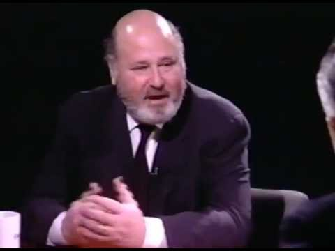 """""""Out of the Box with Jack Nadel"""" TV interview with celebrity Rob Reiner"""