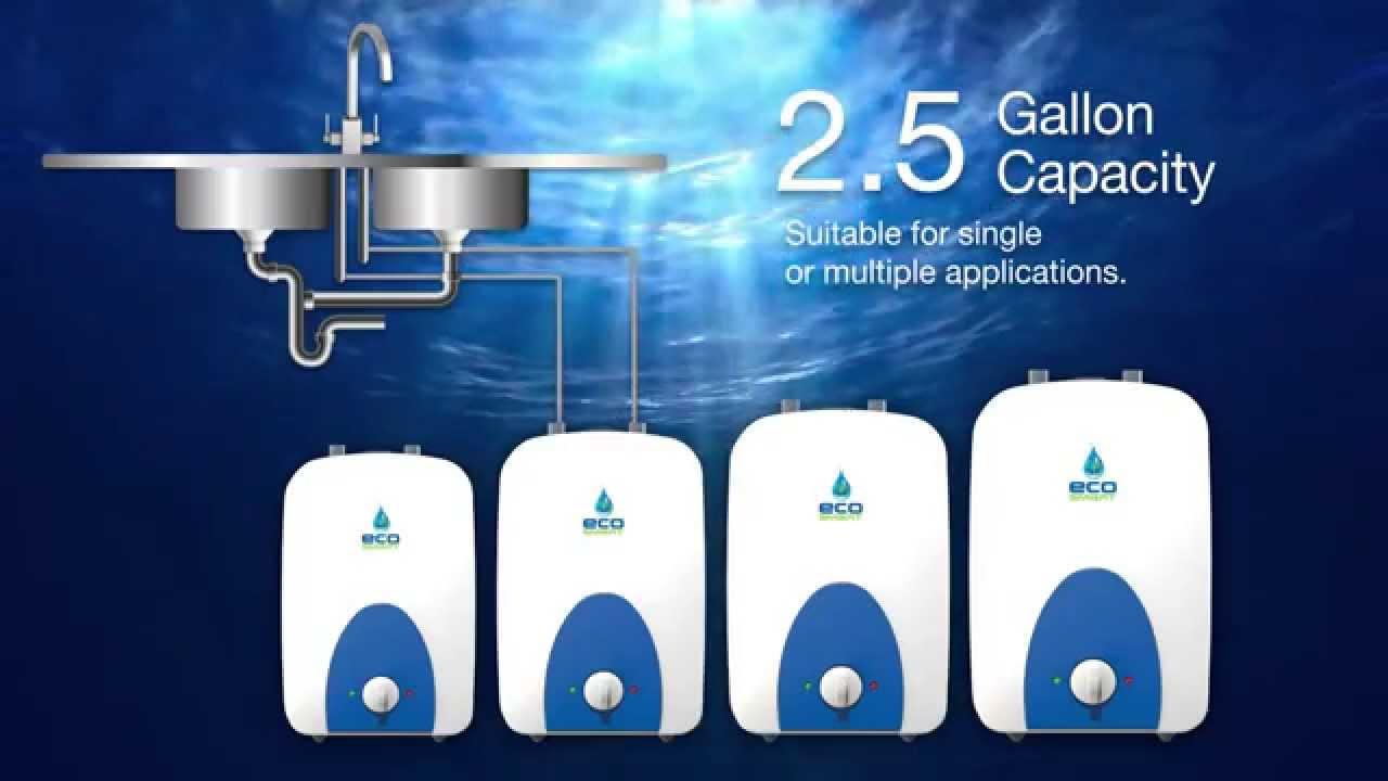 Ecosmart Minitank Ecosmart Tankless Water Heaters
