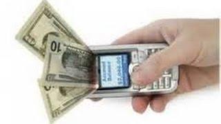 Как проверить свой счёт  денег на телефоне.