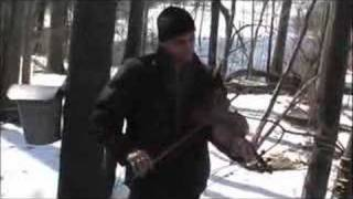 "Tim Eriksen: Old New England Fiddle Tune ""Soldier"