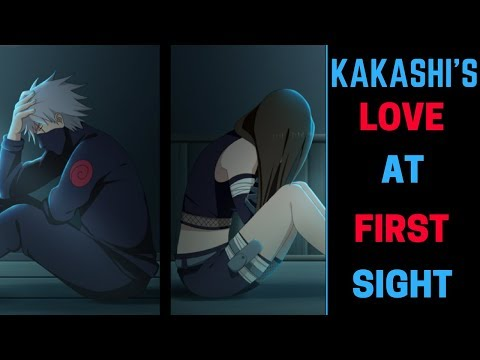 The Tragedy of Kakashi's Love At First Sight Explained!