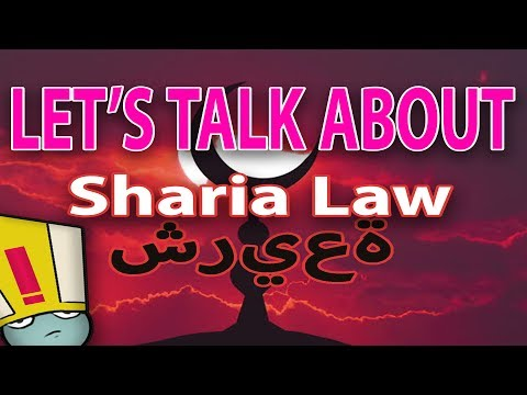 Sharia Law | An Atheist's Thoughts