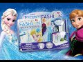 Disney Frozen Fashion wardrobe Queen Elsa Princess Anna toy paper dolls