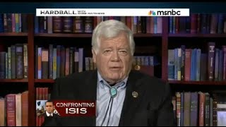 McDermott on ISIL, President Obama | MSNBC Hardball 9 8 14