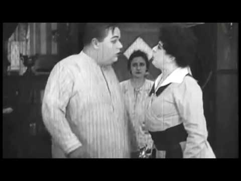 Fatty Arbuckle and Peggy Lee together  for the first time