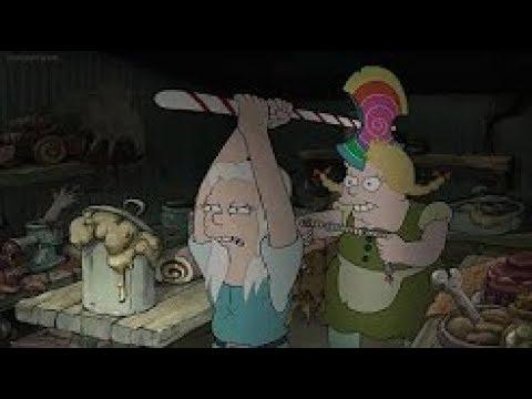 Disenchantment | Bean Kills Hansel and Gretel