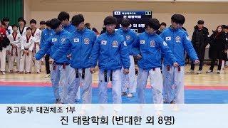 [태권체조] 진 태랑학회