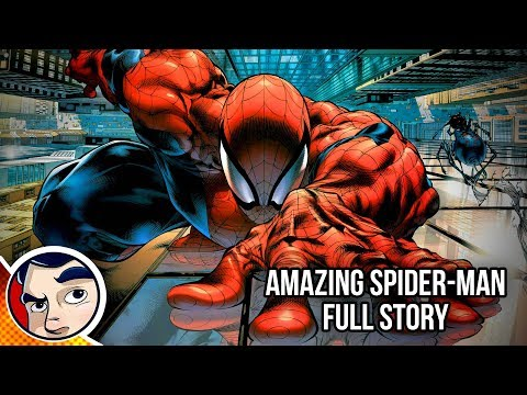 "Amazing Spider-Man ""Worldwide to Death of a Friend"" - Full Story 