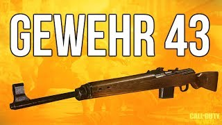 WW2 In Depth: Gewehr 43 Review (Call of Duty: WWII)