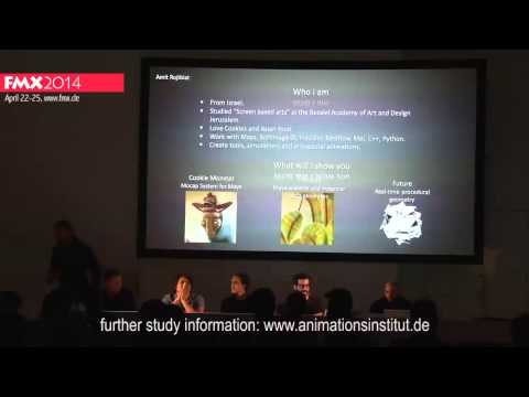FMX 2014 - Technical Director Session