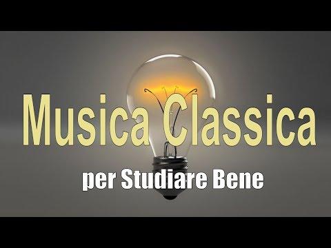 Musica classica Allegra e Spensierata, Musica per Studiare Tranquilli in Pace e Serenita', Violino