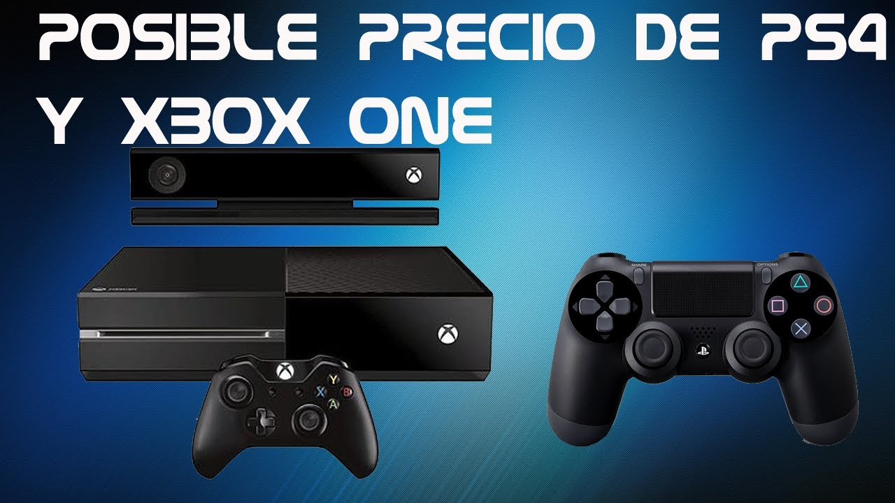 Cuanto cuesta la xbox one y la play station 4 youtube for Cuanto vale un toldo