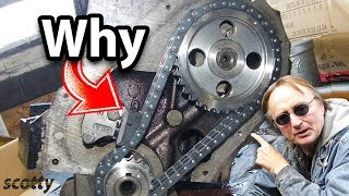 Download Why Some Cars Have a Timing Chain Instead of a Timing Belt Mp3 and Videos