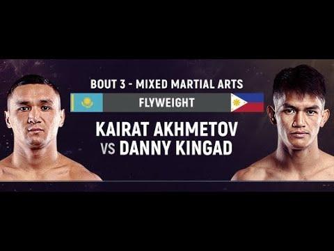 Kairat Akhmetov vs Danny Kingad prediction | ONE Championship | ONE: Big Bang | Singapore