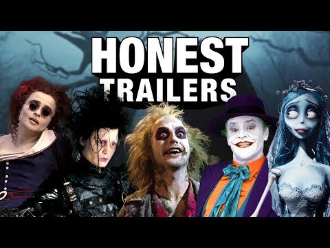 Honest Trailers - Every Tim Burton Movie
