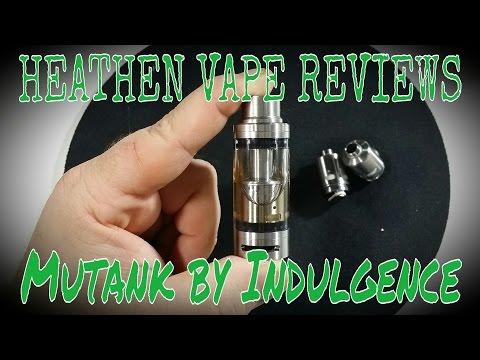 TFV4 Killer? | The Mutank Sub ohm Tank by Indulgence