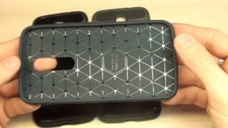 накладка для Motorola Moto M (XT1663) Carbon обзор