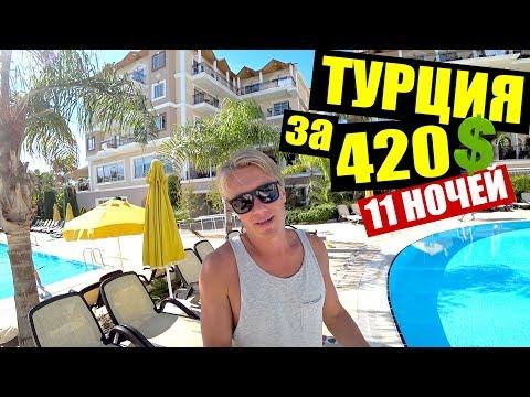 Видео обзоры отелей турции