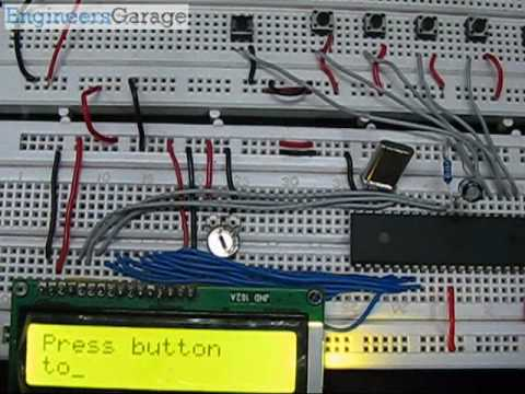 lcd based electronic voting machine using 8051 microprocessor All basics of digital electronics basics of electronics microprocessor power  electronic voting machine using 8051  we at think electronics,.