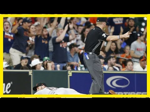 Breaking News | What the San Francisco Giants Learned From the Astros Series