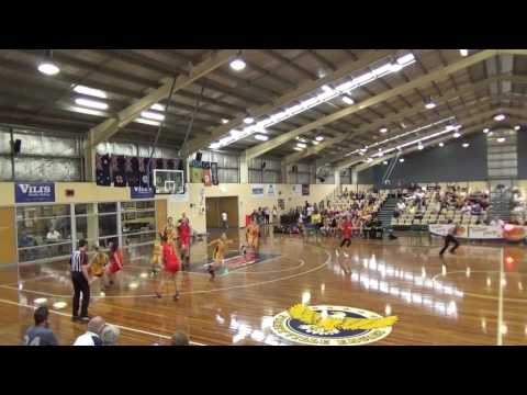 Mia Satie (Yellow #5): West Australia Metro v South Australia Metro - Full Game
