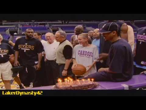 2000-01 Los Angeles Lakers Championship Season Part 3/4