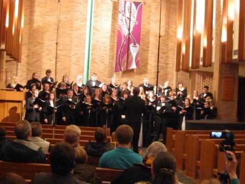 Hosanna to the Son of David - Performed by The Bemidji Choir