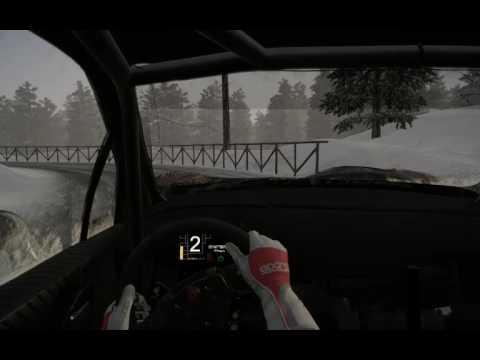 WRC6 Sweden