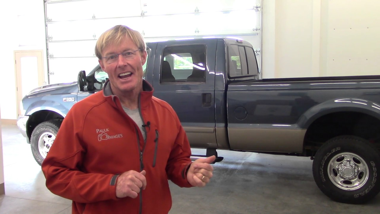 I am selling my truck - YouTube