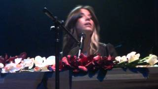 13 Christina Perri Jar Of Hearts HMV Institute Birmingham 20 01 12 HD