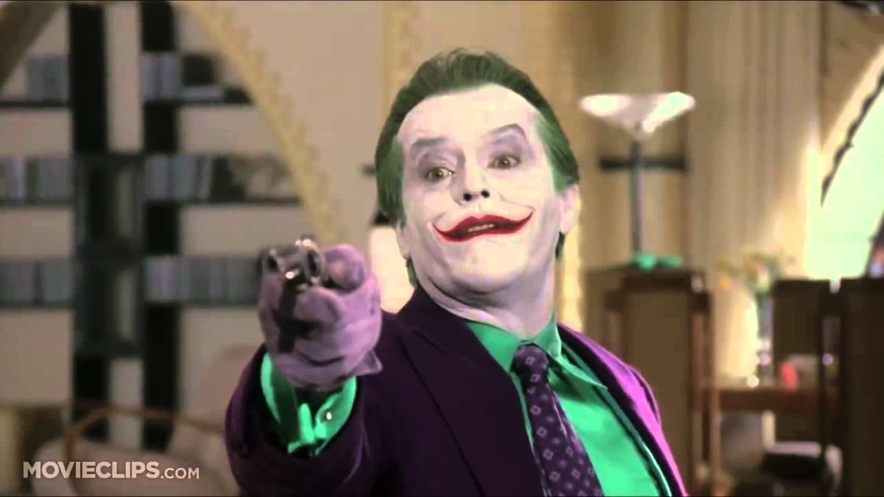 You Ever Dance With The Devil In The Pale Moonlight The Joker