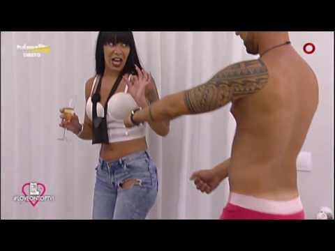 Bruno Esteves despe-se para Kelly