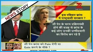 DNA: Analysis of riots in France on International Labour Day
