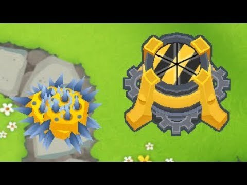 Bloons Tower Defense 6 - Top 5 Tier 5 Towers!