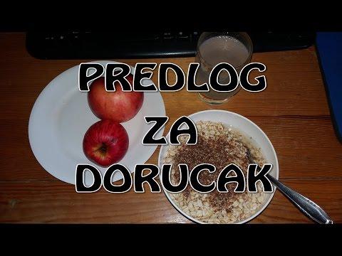 Predlog za doručak