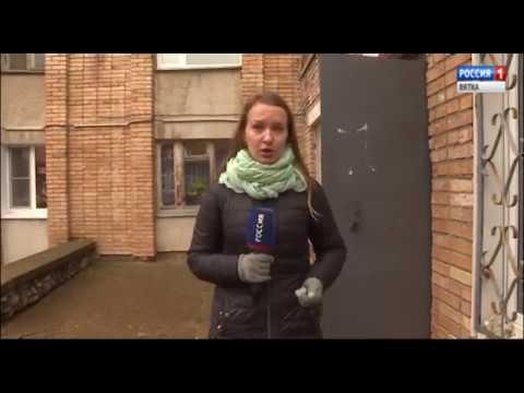 В Кирово-Чепецке выявили очередную горе-мать, оставившую ребенка без присмотра(ГТРК Вятка)