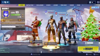 Fortnite Battle Royale| Clan Tryouts Tryhards Only!| ViPrZ Clan|166+ Wins| New Krampus Skin