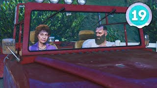TREVOR IS IN LOVE 😂 - Grand Theft Auto 5 - Part 19