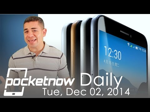 Apple copied iPhone 6 design, Note 4 Lollipop, iPad Pro dummy & more - Pocketnow Daily