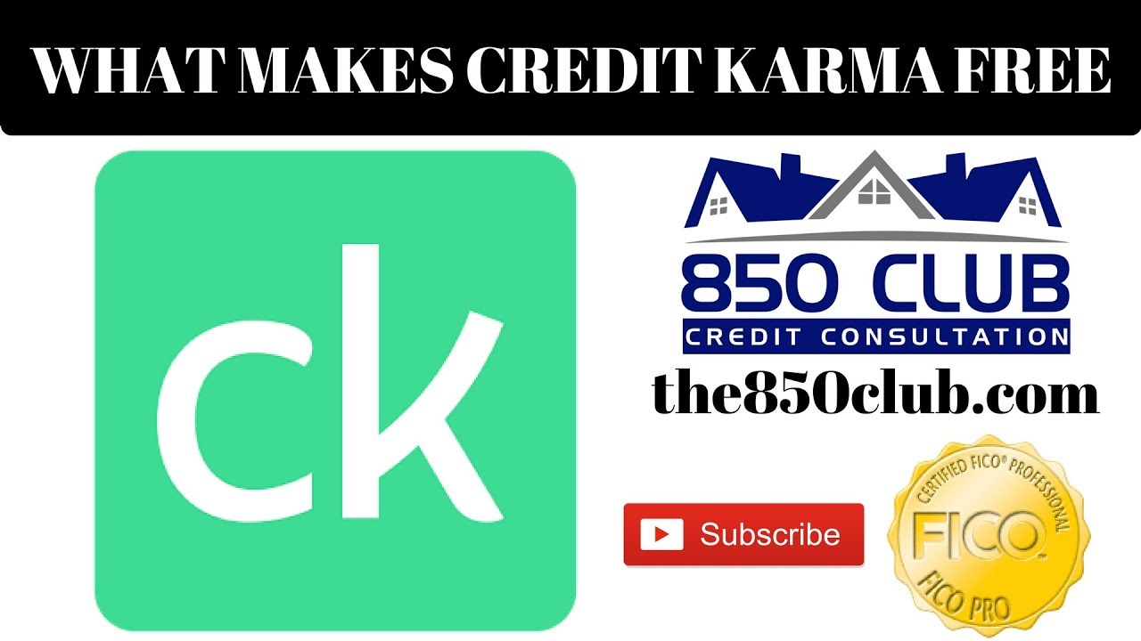 is credit karma really free if so what makes it free. Black Bedroom Furniture Sets. Home Design Ideas