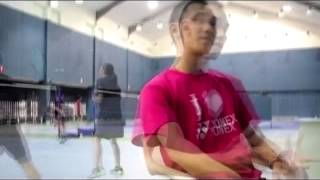 Brunei Badminton National Player
