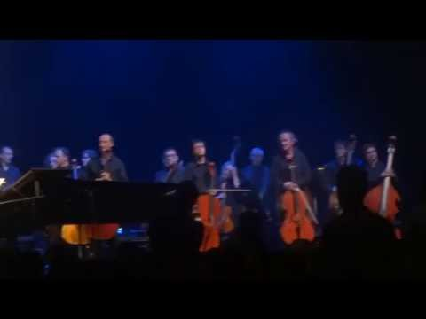 Max Richter - On The Nature Of Daylight (HD) Live In Paris 2016