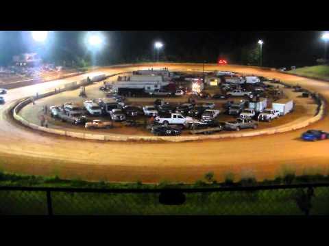 Friendship Speedway(U-CAR RACE) 6-08- 13