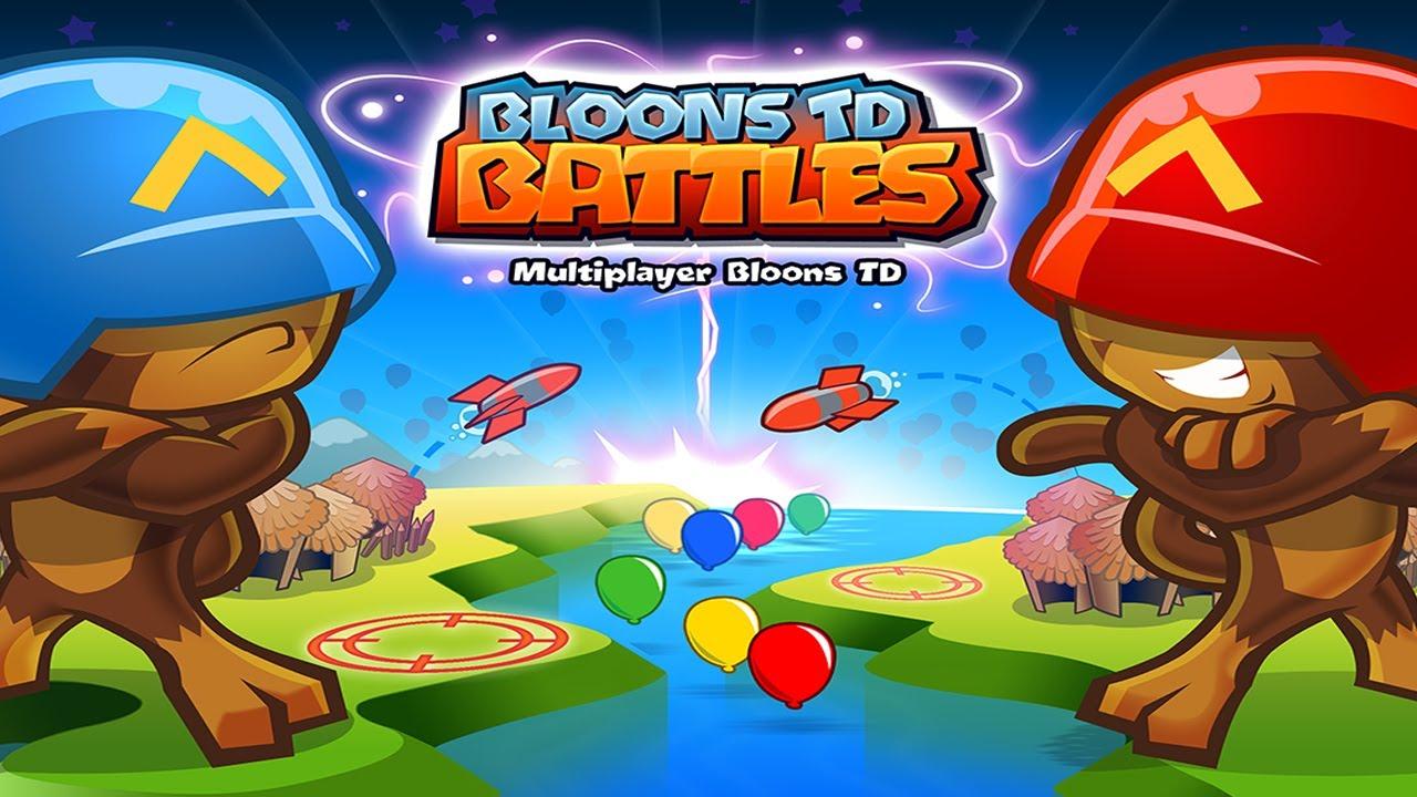 اللعبه الدفاعيه الشيقه : Bloons TD Battles v3.1.0 مهكره جاهزه