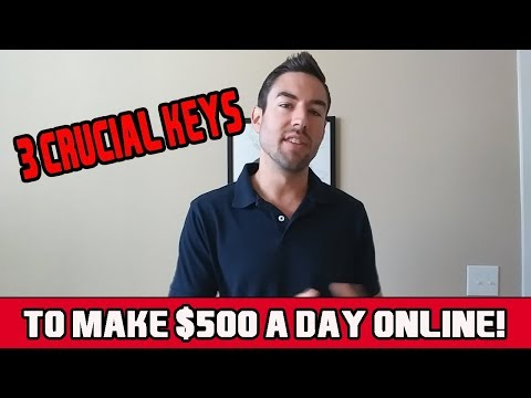 3 EASY Tips To Make Money From Home l How To Make Money Online From Home 2018