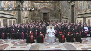 Papa Francisco: Los sacerdotes tristes y nerviosos son malos para su gente